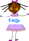 Our Woeld School FAQs button