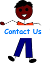 Contact Our World School Button